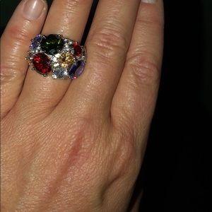 Gently Used Ring! Big & Bold!